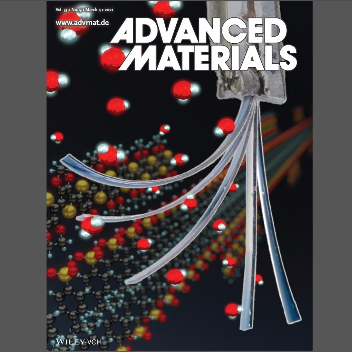 Cover Adv. Materials