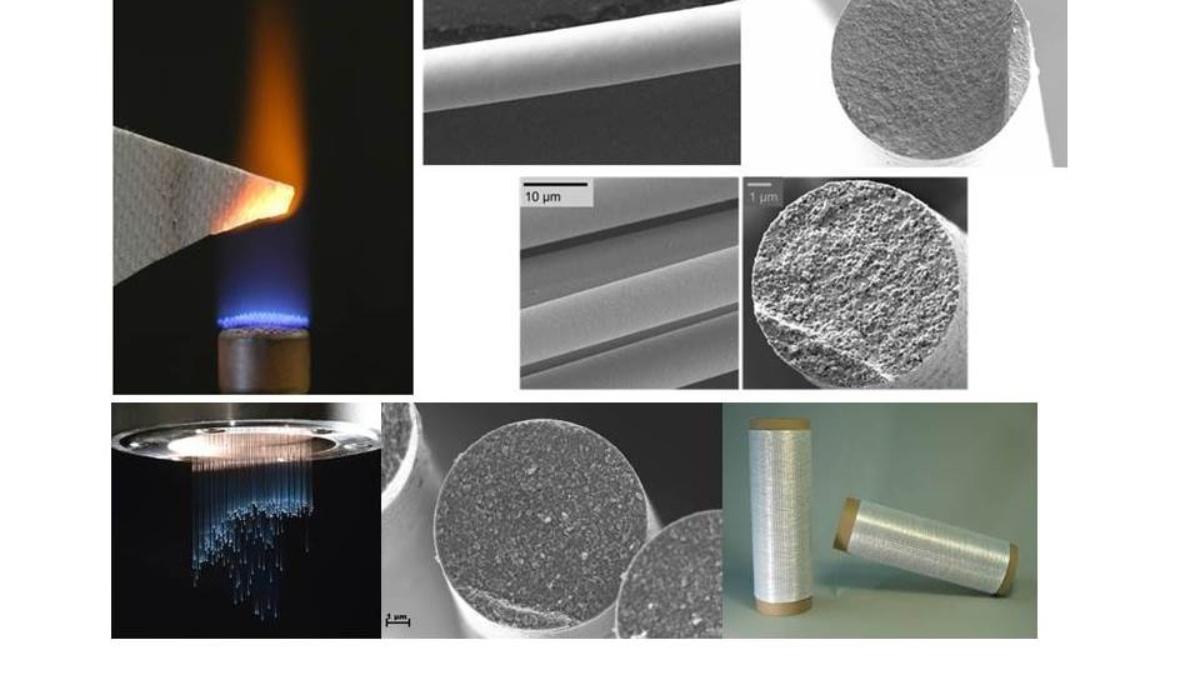 Oxide Ceramic Fibers  (c)