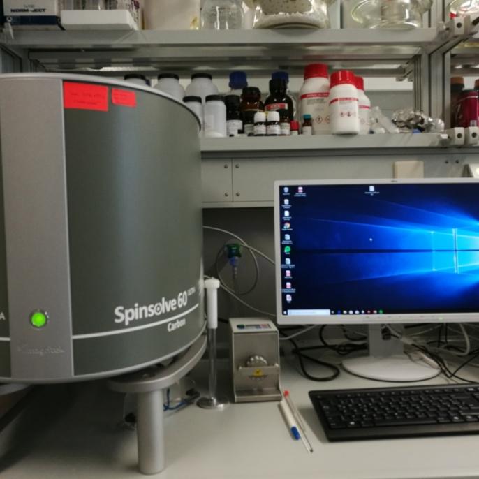 Benchtop NMR